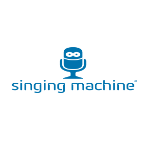 singing machine logo